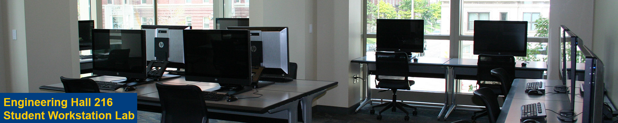 Engineering Hall Computer Lab