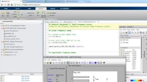 Matlab Program Window